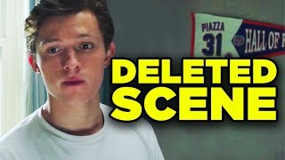 Spiderman Far From Home DELETED SCENE Revealed! (Star Wars Easter Egg)