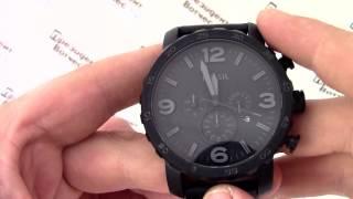 часы Fossil JR1354 - видео обзор от PresidentWatches.Ru