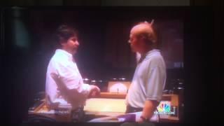 James Horner tribute on NBC Nightly News with Lester Holt