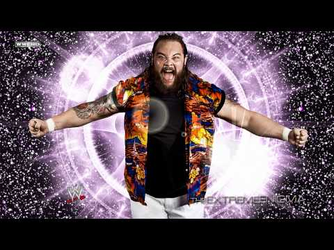 "Bray Wyatt 6th WWE Theme Song ""Live In Fear"" (We're Here Intro)"