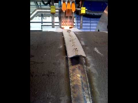 electro slag strip cladding Submerged arc strip cladding conventional method for cladding of larger  areas overlap 5-8 mm  resistance electroslag strip cladding features with  the.