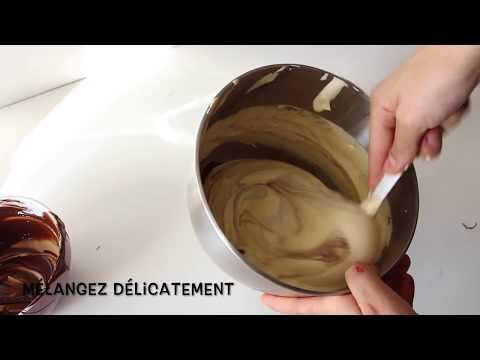 les bases en pâtisserie française: la mousse au chocolat pour entremet/ pâte à bombe