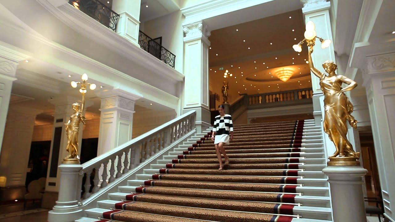 Corinthia hotel budapest youtube for Hotel budapest