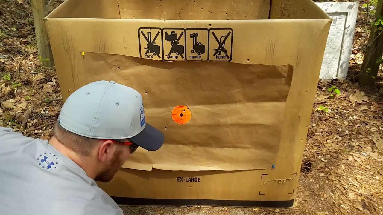 Barrel length vrs Buckshot Patterns & Kicks Choke Tubes!