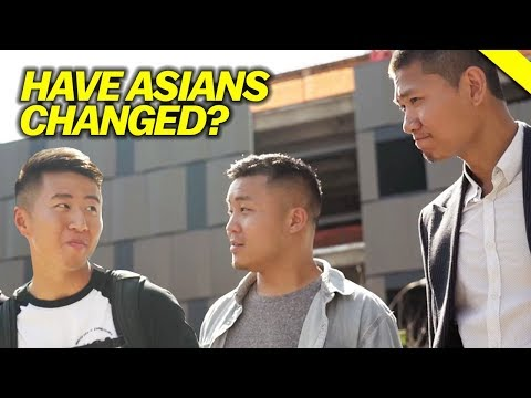 HAVE ASIANS CHANGED? (Short Film)