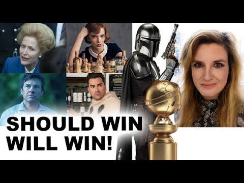 Golden Globes 2021 winner predictions: The Crown, Schitt's Creek
