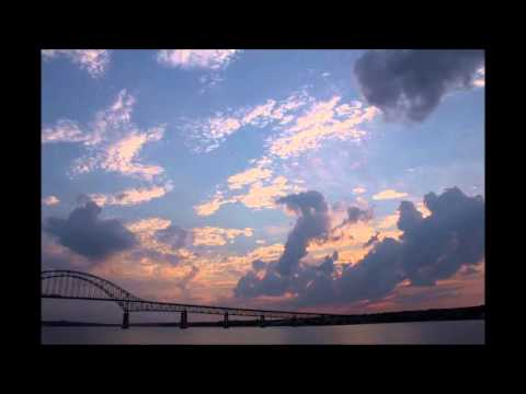 Centennial bridge time lapse.