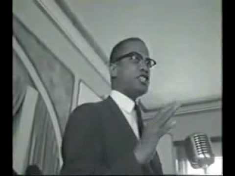 MALCOLM X  22 Million Black People Don't Know Their History