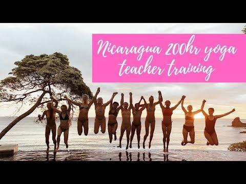 Nicaragua 200hr Yoga Teacher Training