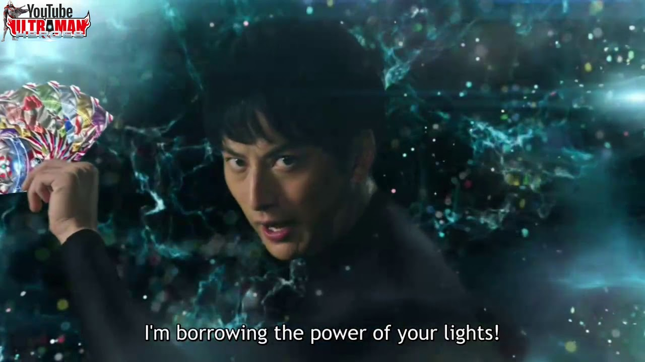 Ultraman Orb Super Rare Attack L Fan Made L Youtube