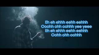 Ghali - Marijuana - Karaoké (lyrics)