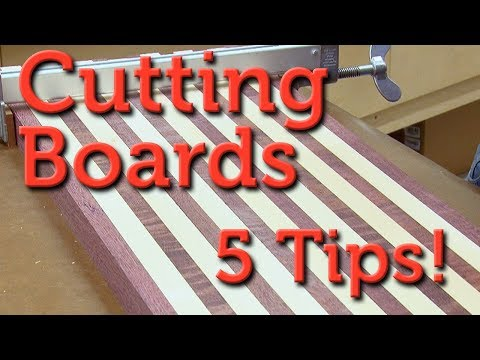 Cutting Boards : 5 things you didn't know