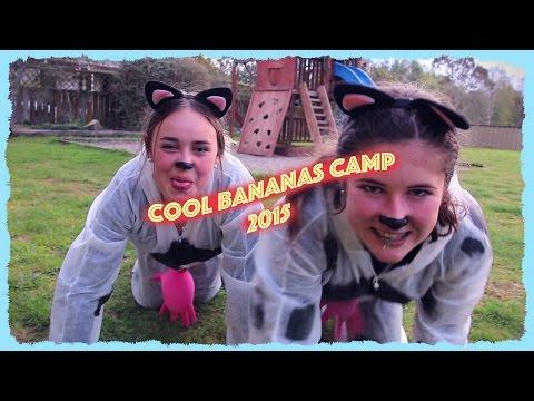 Cool Bananas Camp 2015