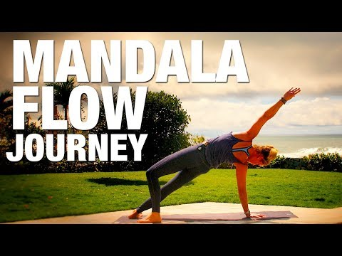 Mandala Flow Journey Yoga Class - Five Parks Yoga