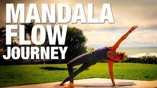 Mandala Flow Journey Yoga Class - Five Parks Yoga