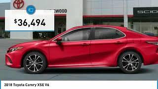 2018 Toyota Camry XSE V6 Maplewood, St Paul, Minneapolis, Brooklyn Park, MN J12120