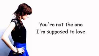 Gambar cover Tell my Mama - Christina Grimmie  with LYRICS