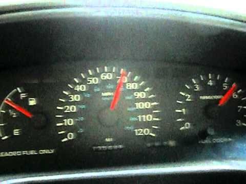 1998 Dodge Neon Rt Speed Run Youtube
