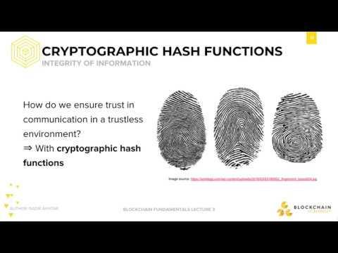 [Lecture 12] Fall 2018 Blockchain Fundamentals: A Blockchain Powered Future