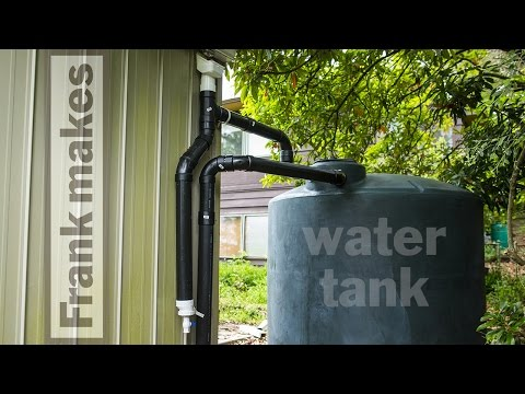 The Rainwater Tank