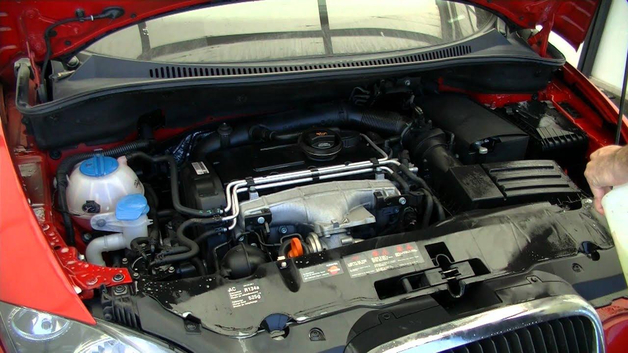 Manual de car care limpiar motor coche www for Como lavar el motor de un carro