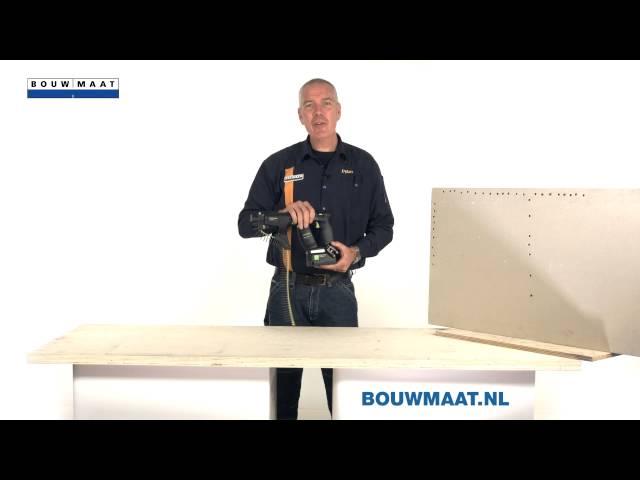 Festool DWC 18-4500 Li Basic bandschroefmachine Speedreview