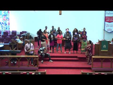 Kuomba Pamoja Choir 2