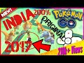 Pokémon Go Hack 2017 Hindi INDIA |No Root| For Android lollipop,Marshmelo,And Nougat ORIGINAL HACK