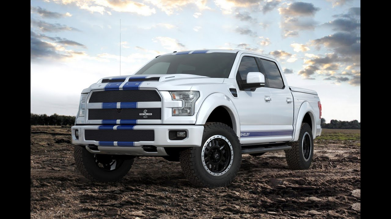 Can t wait for the 2017 ford f 150 raptor here s the 2016 shelby f 150 youtube