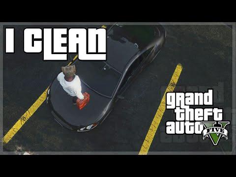 """GTA V - """"I CLEAN"""" - GTA 5 Funny Moments w/ The Sidemen!"""