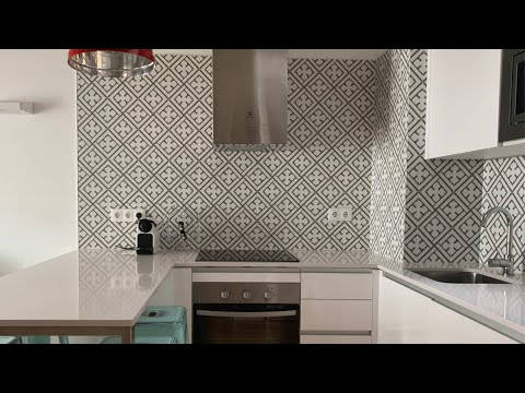 How to Paint Tile or a Backsplash with Fusion Mineral Paint™