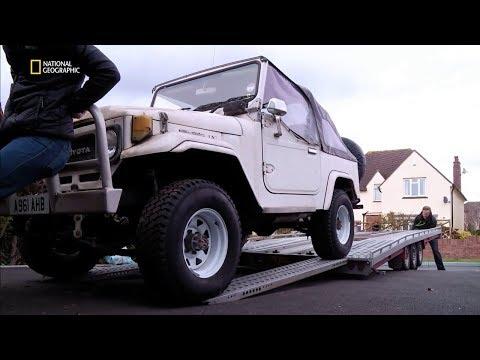 I maghi del garage - Toyota Land Cruiser