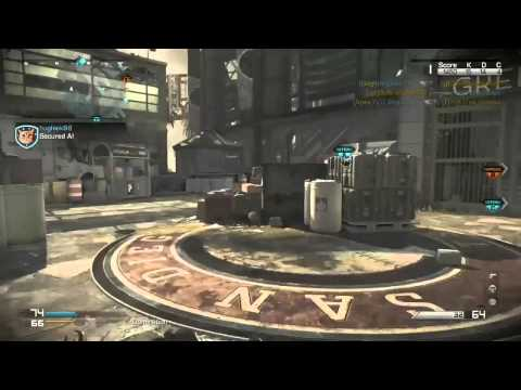 Call of Duty: Ghosts, as narrated by R. Lee Ermey