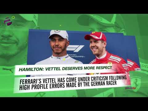 ''Vettel Deserves More Respect'' - Lewis Hamilton and More