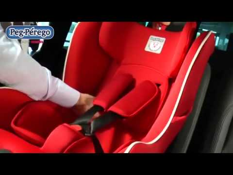 Установка автокресла Peg Perego Viaggio1 Duo Fix