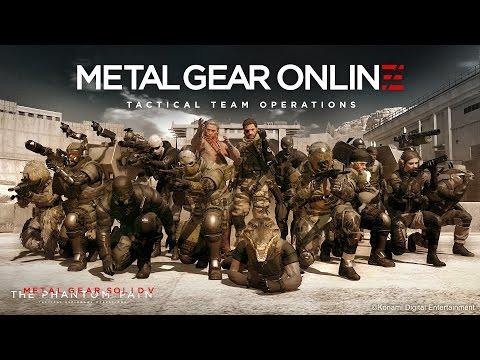 [Noticias] Nueva información de Metal Gear Online ha sido revelada