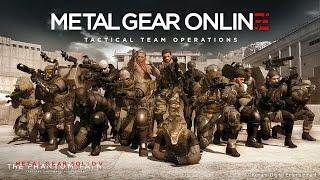 تعرف على نمط تعدد اللاعبين Metal Gear Online في هذا العرض الجديد