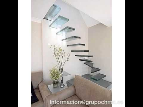 ESCALERA LUZ Y CRISTAL YouTube