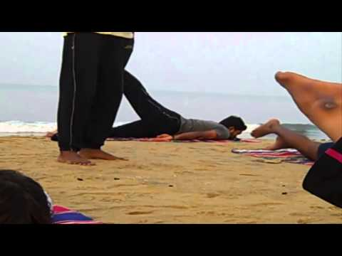 Yoga from Cherai Beach