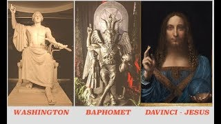Da Vinci Painting of Jesus in Dress Posing as Devil, Most Expensive Ever Sold!