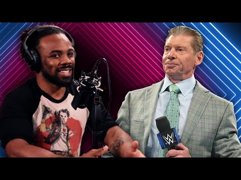 I Made a Bet On My Career with Vince McMahon | Xavier Woods of The New Day