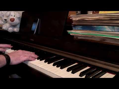 Желаю тебе из тысячи звезд - Игорь Саруханов (piano Solo With Bossa Beat)