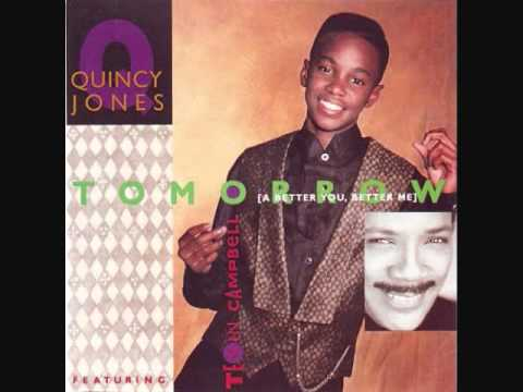 Quincy Jones featuring Tevin Campbell - Tomorrow (Tre's Extended 7-Day Forecast)