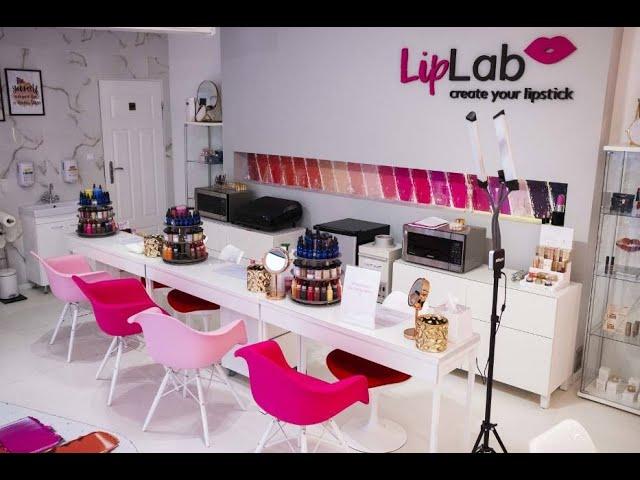 Lip Lab   jedyne w Polsce miejsce w którym stworzycie spersonalizowaną szminkę