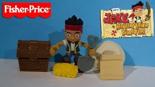 Jake And The Never Land Pirates: Jake's Secret Treasure Hideaway, Fisher-price Disney