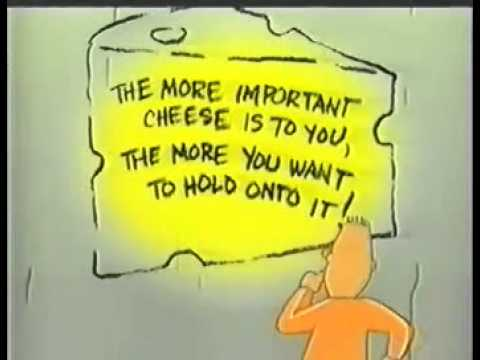 Who Moved My Cheese Quotes Inspiration Who Moved My Cheese  Youtube