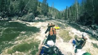 Сплав по реке Урсул, Катунь.  4-5 категория сложности. Республика Алтай(В мае 2015 года наша команда успешно прошла спортивный водный маршрут 4-5 категории сложности по реке Урсул..., 2016-02-16T11:02:39.000Z)