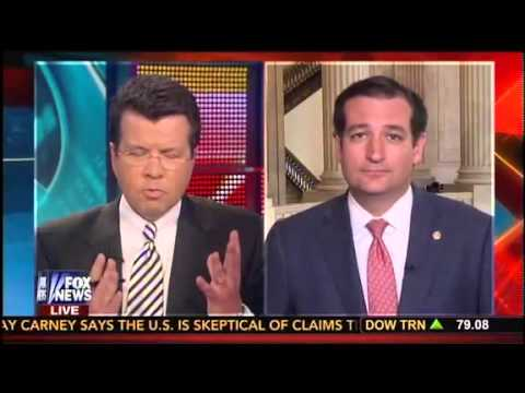 Ted Cruz Reacts To James Carville