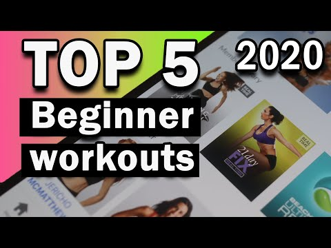 Top 5 Beachbody workouts 2020 | Beginners edition |