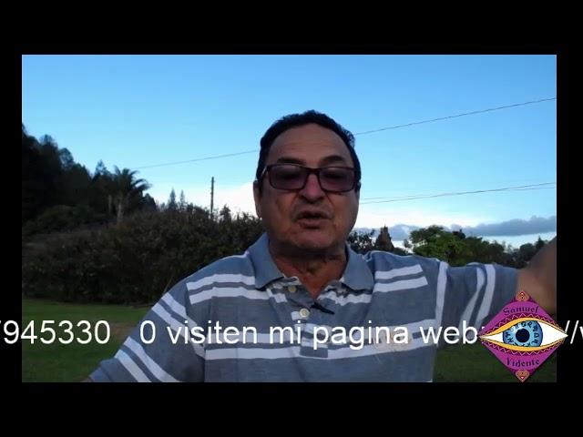 PREDICCIONES TERNAS Y PACHAS DE SAMUEL VIDENTE